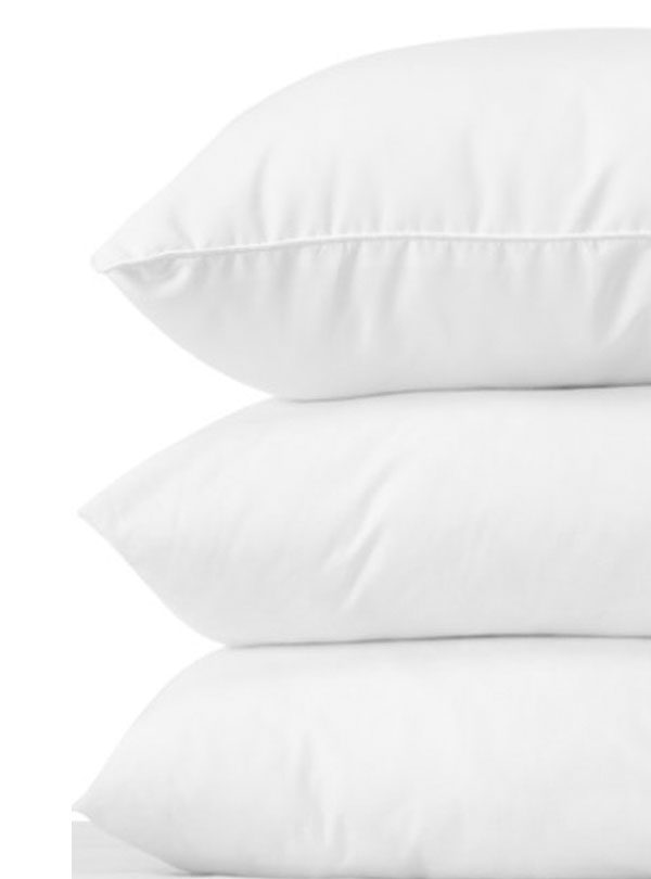 Filled Pillows