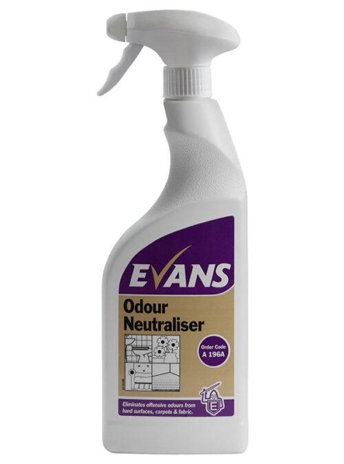 EVANS ODOUR NEUTRALISER 750ML
