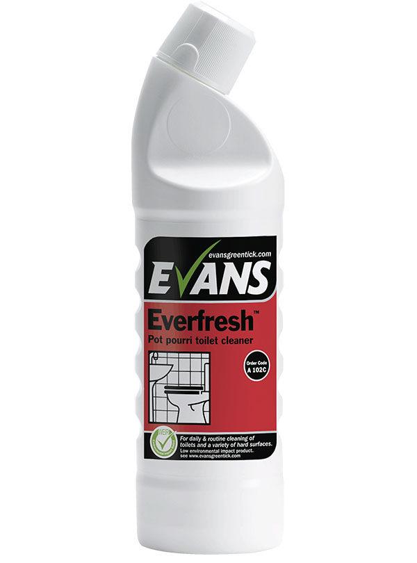 Evans EVERFRESH POT POURRI 1L