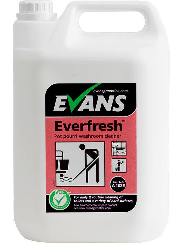 Evans Everfresh Pot Pourri 5L