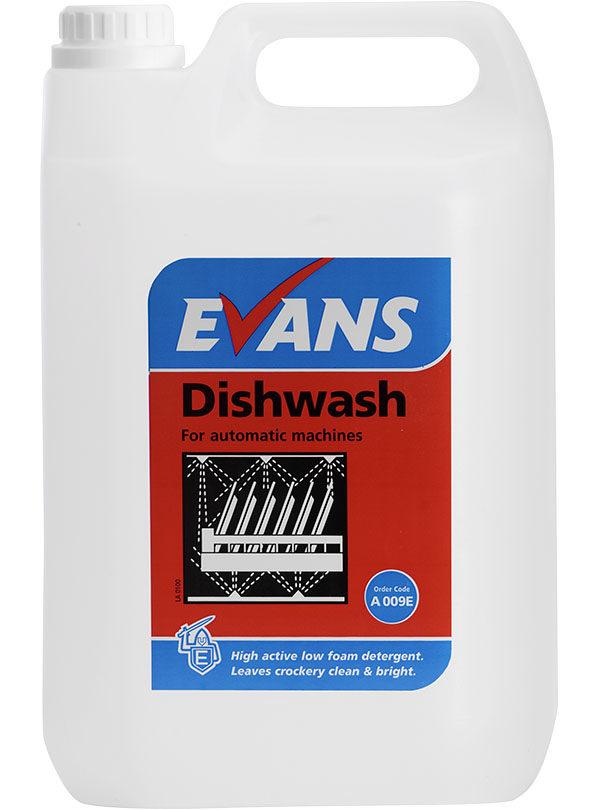 Dishwash & Glassware