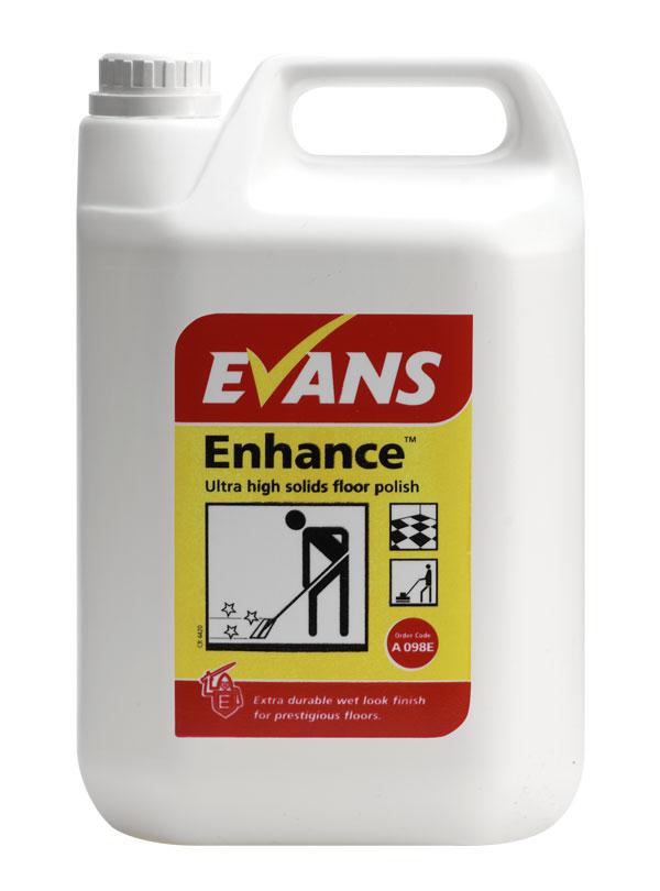 Evans Enhance Floor Polish