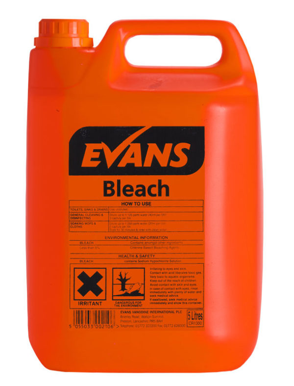 Bleach & Disinfectants