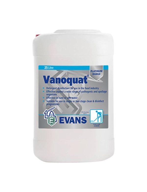 EVANS VANOQUAT 25LT